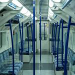 London underground. Victoria Line