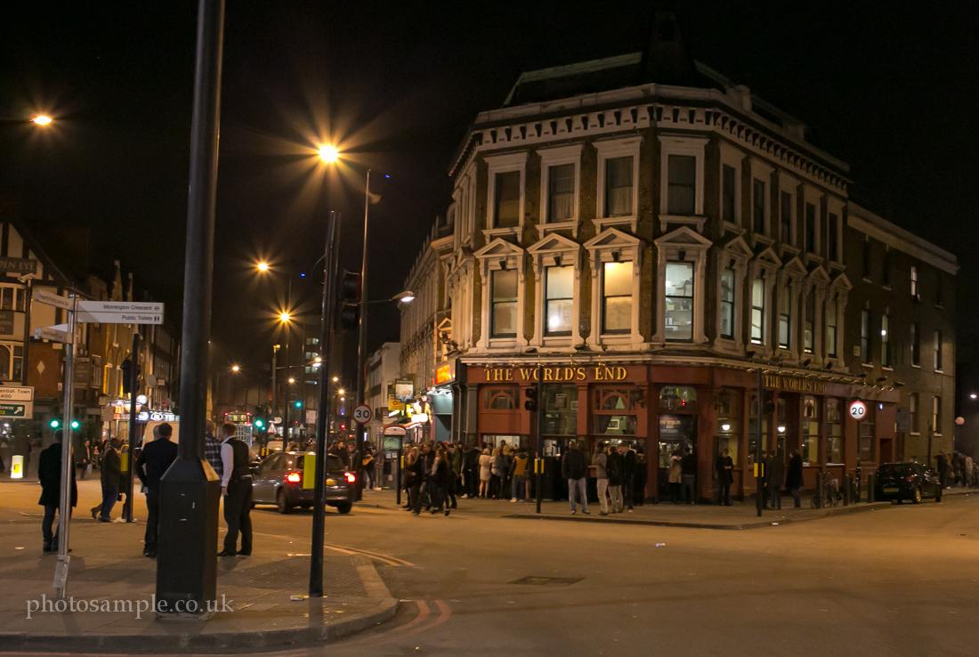 hippodrome london