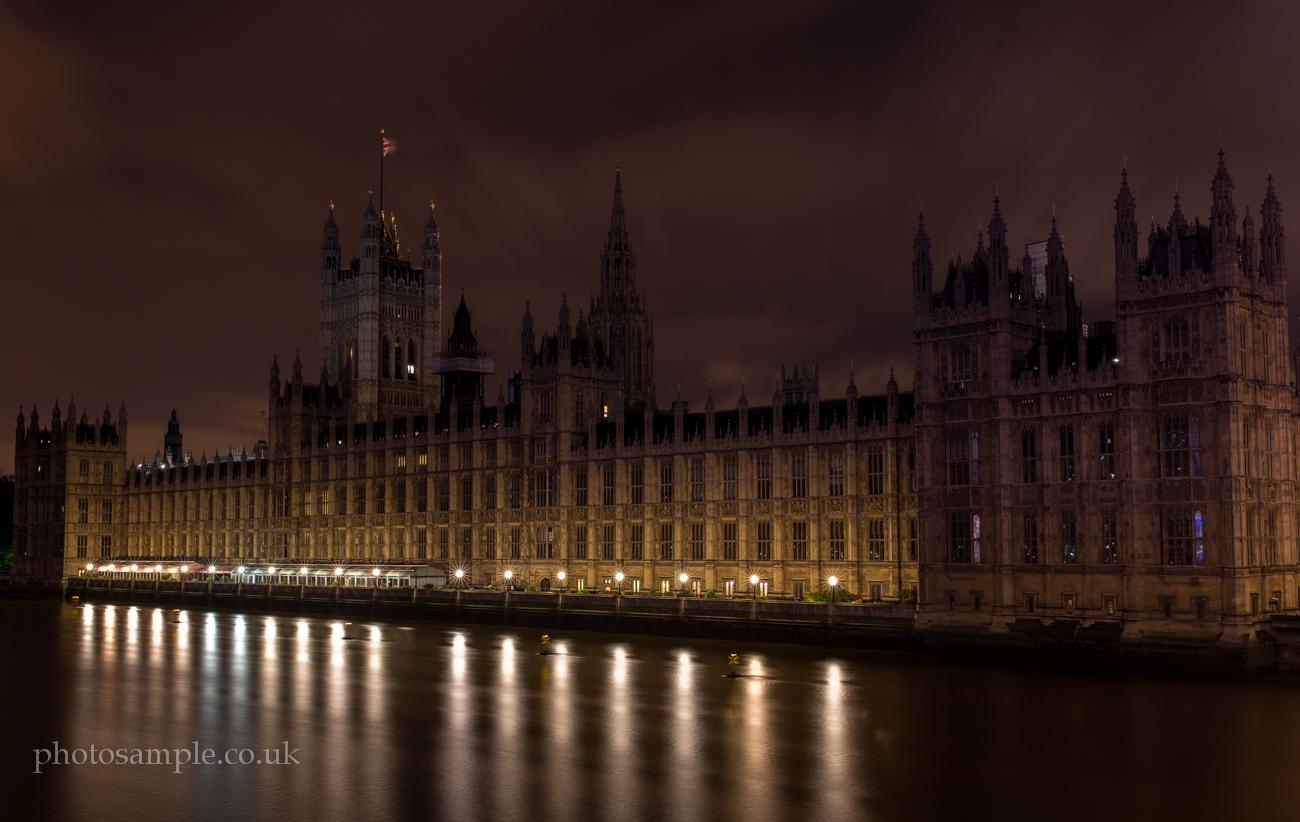 London by Night 08.2013