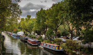 Little Venice London, 12.10.2013