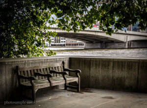 River walk, Thames, London, 05.10.2013