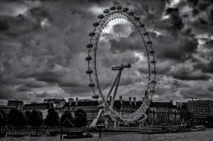 London Eye, London, 05.10.2013