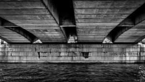 Under London Bridge, 05.10.2013