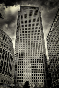 One Canada Square, London, UK, 05.10.2013