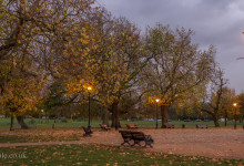 Clapham Common photos, London