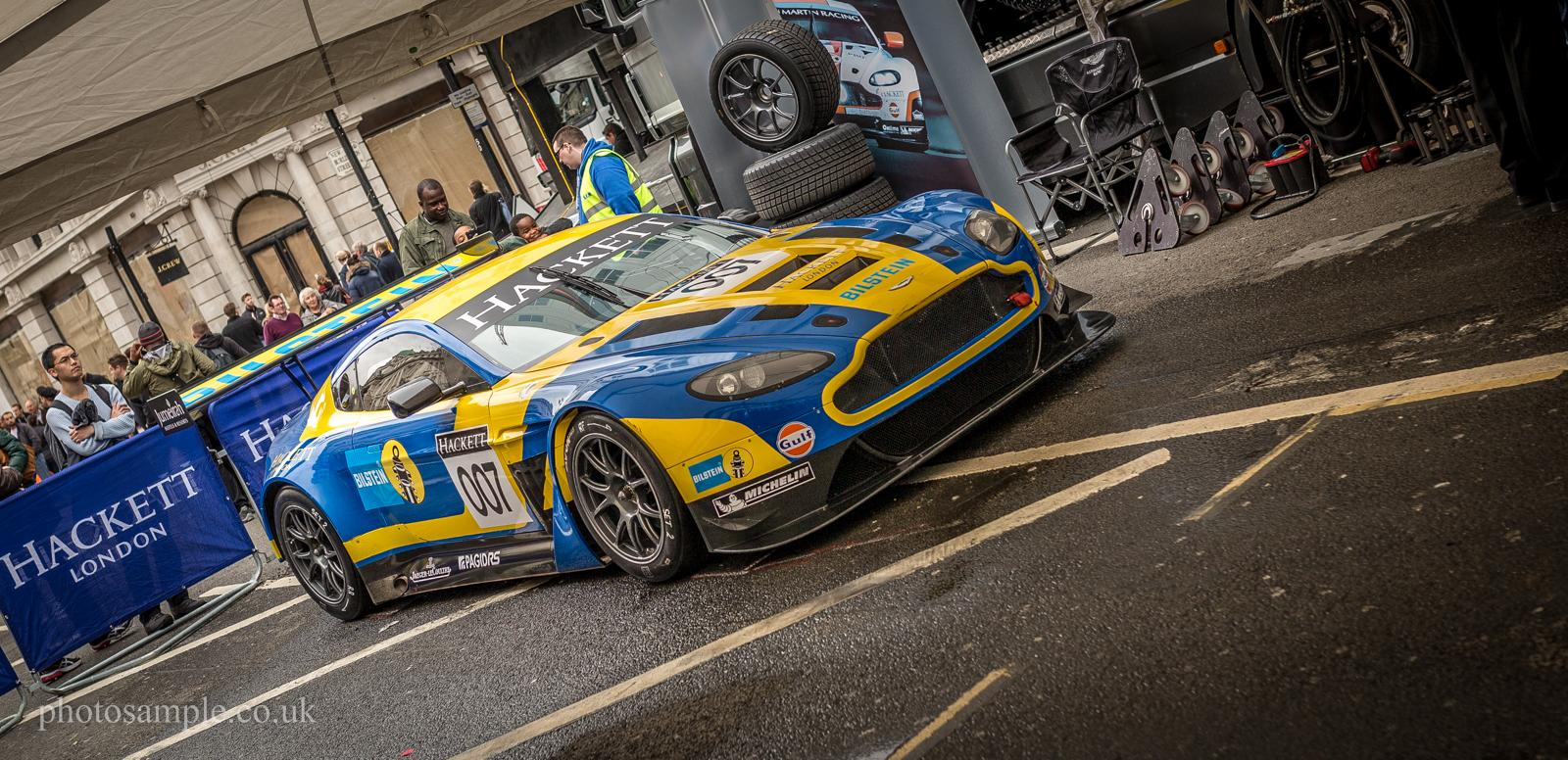 Regent Street Motor Show 2013 Part 2