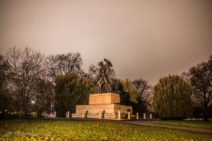 Hyde Park, London, UK, 12.2013