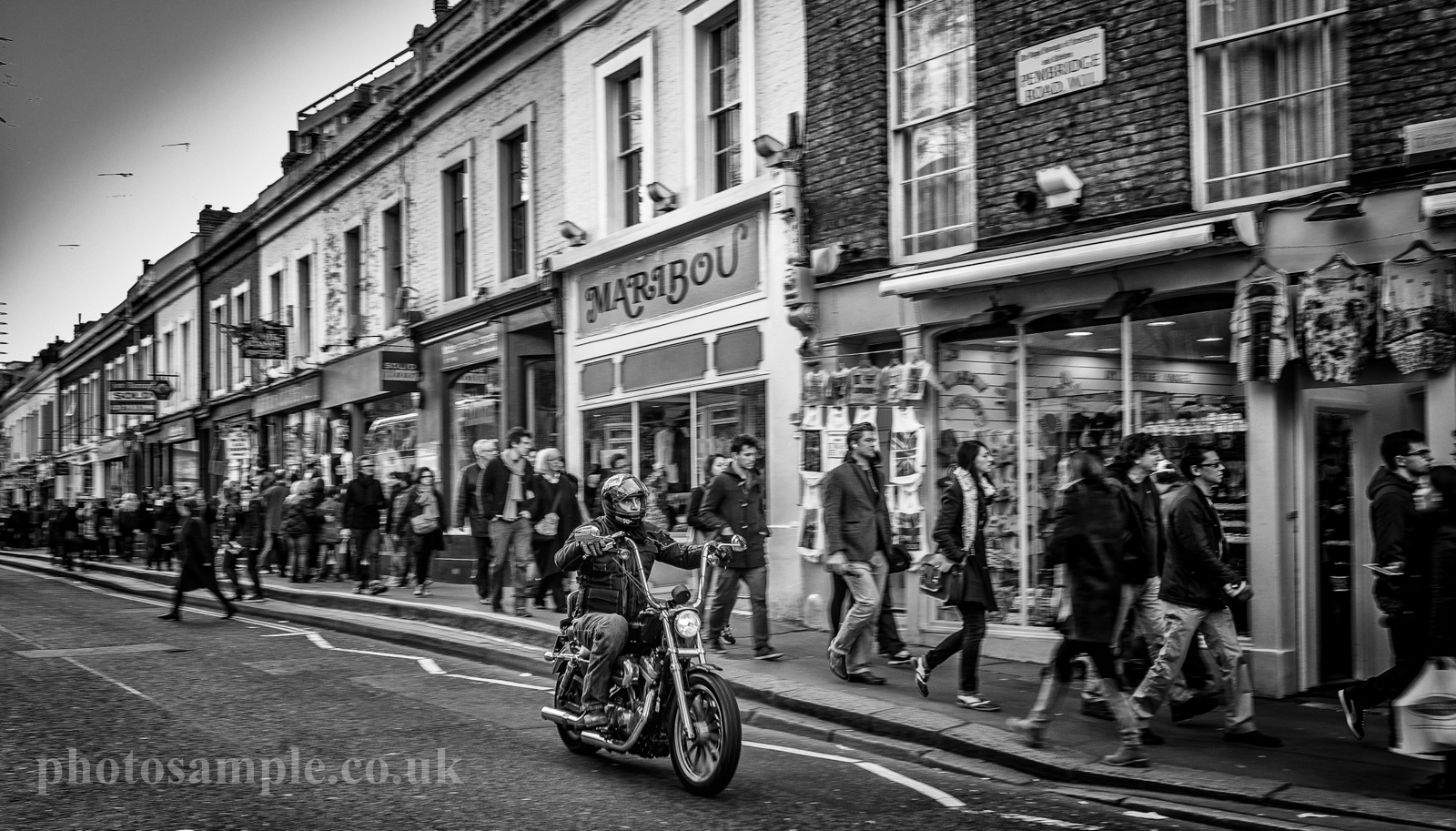 portobello mad march meet 2014