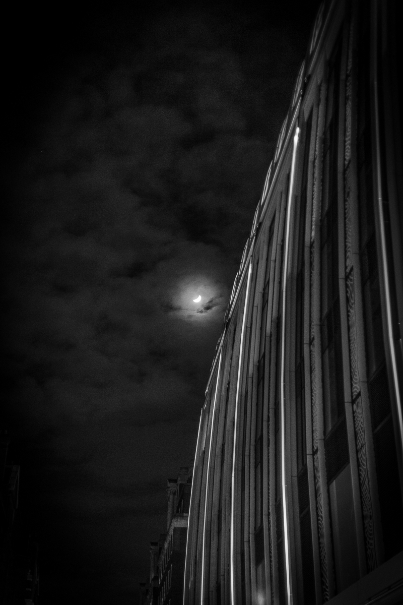 Mood and Moon. London 03. 2014