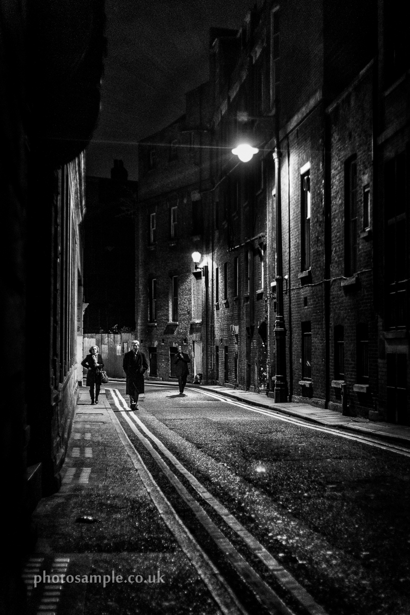 Strangers In The Night London