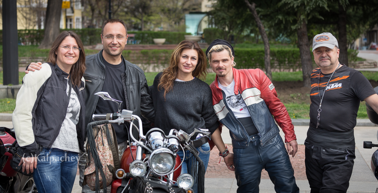 Friends Moto opening Sofia Bulgaria 2014