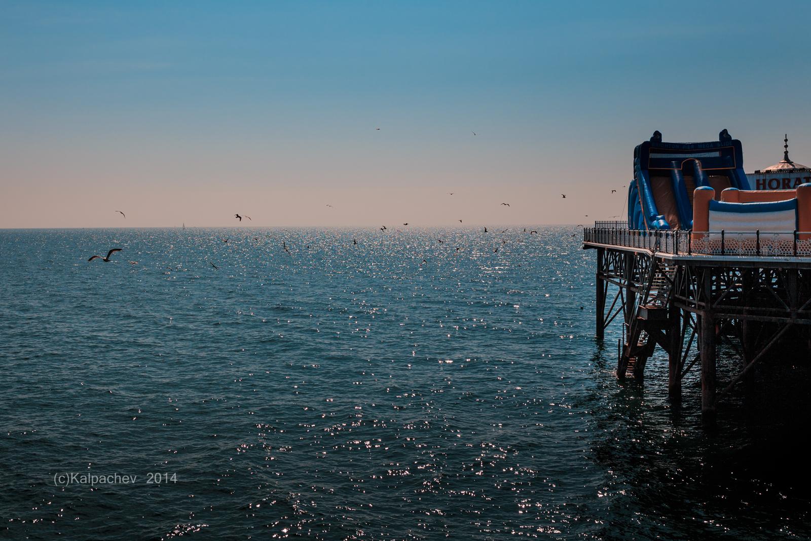 Trip to Brighton UK