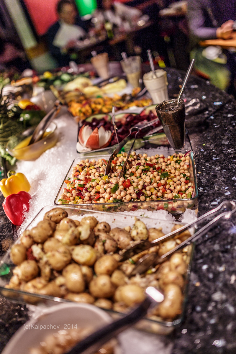 Brazilian restaurant PRETO