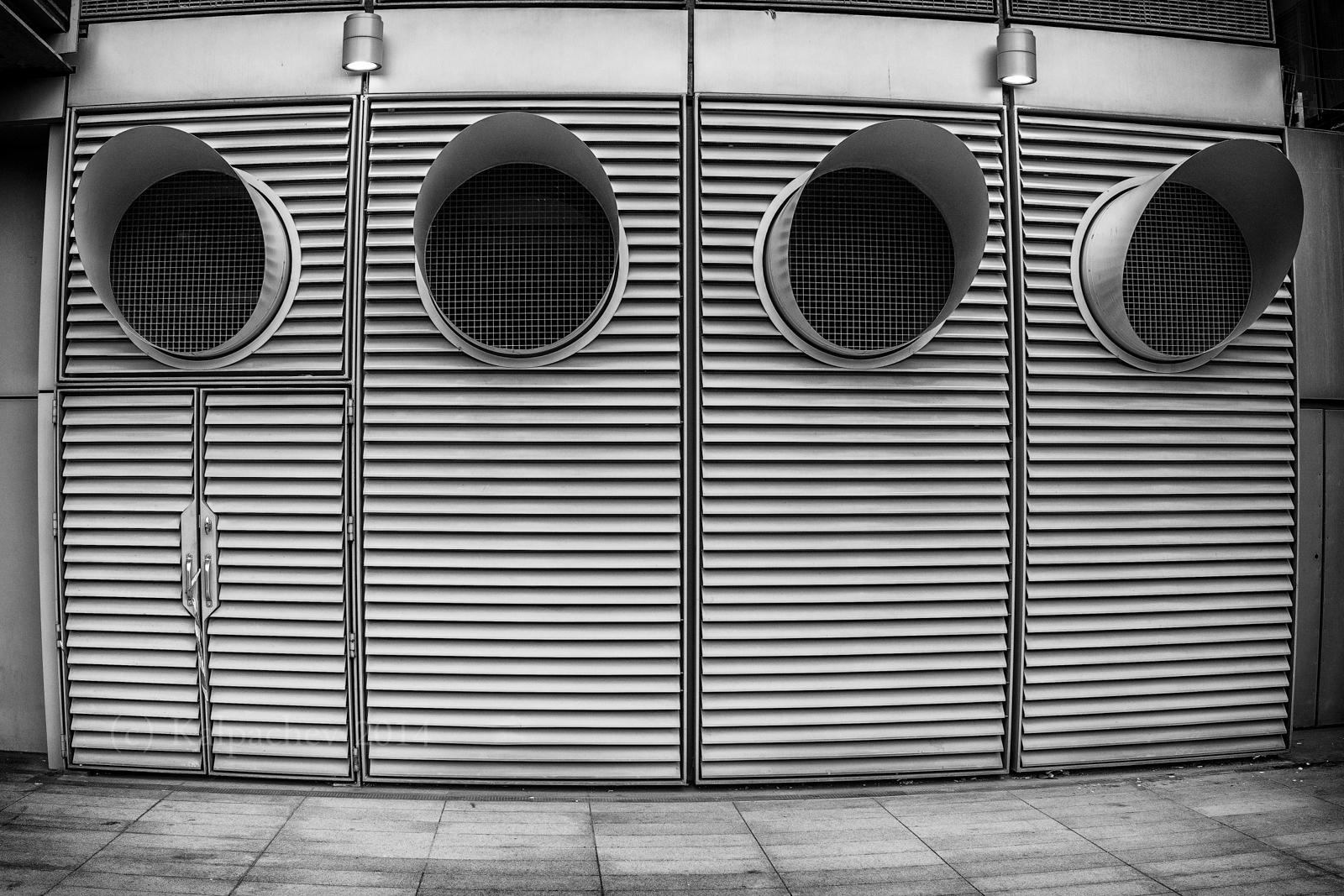 Ventilation London 2014