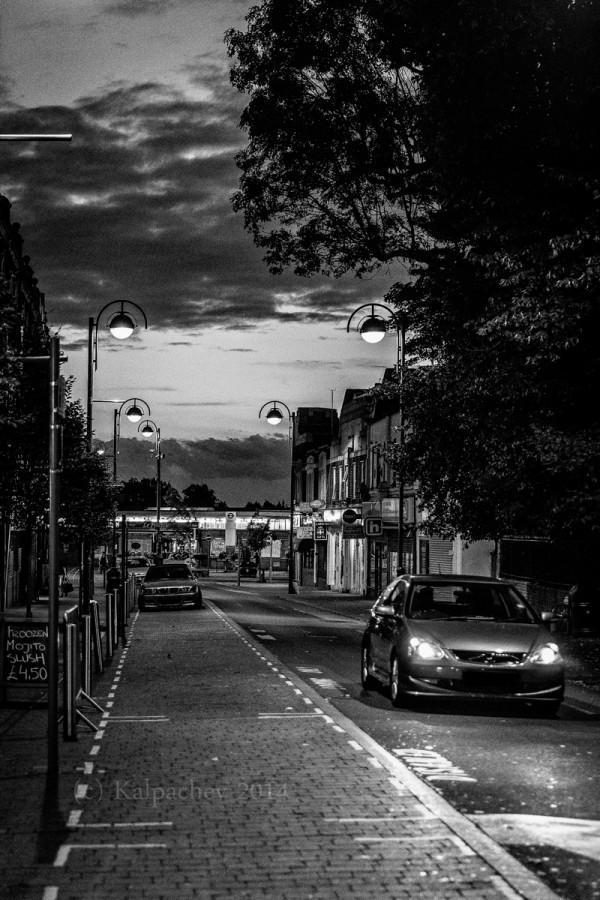 Leytonstone – London – July 2014