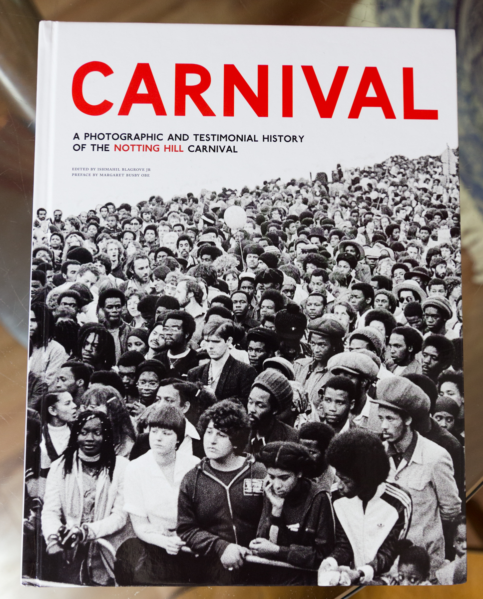 Notting Hill Carnival Book