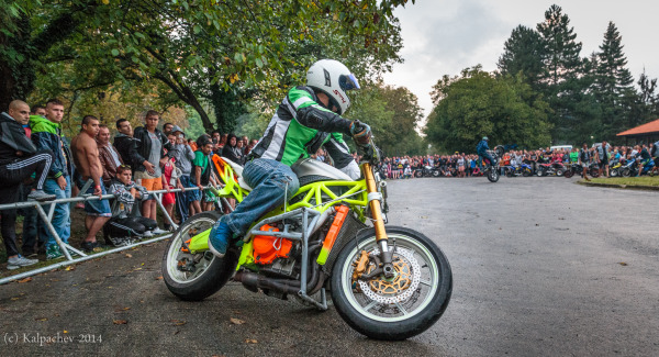 Moto Rock Fest Veliko Turnovo 2014