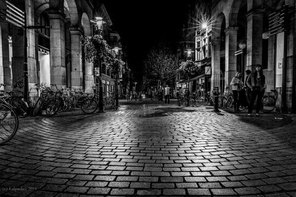 Leuven at Night