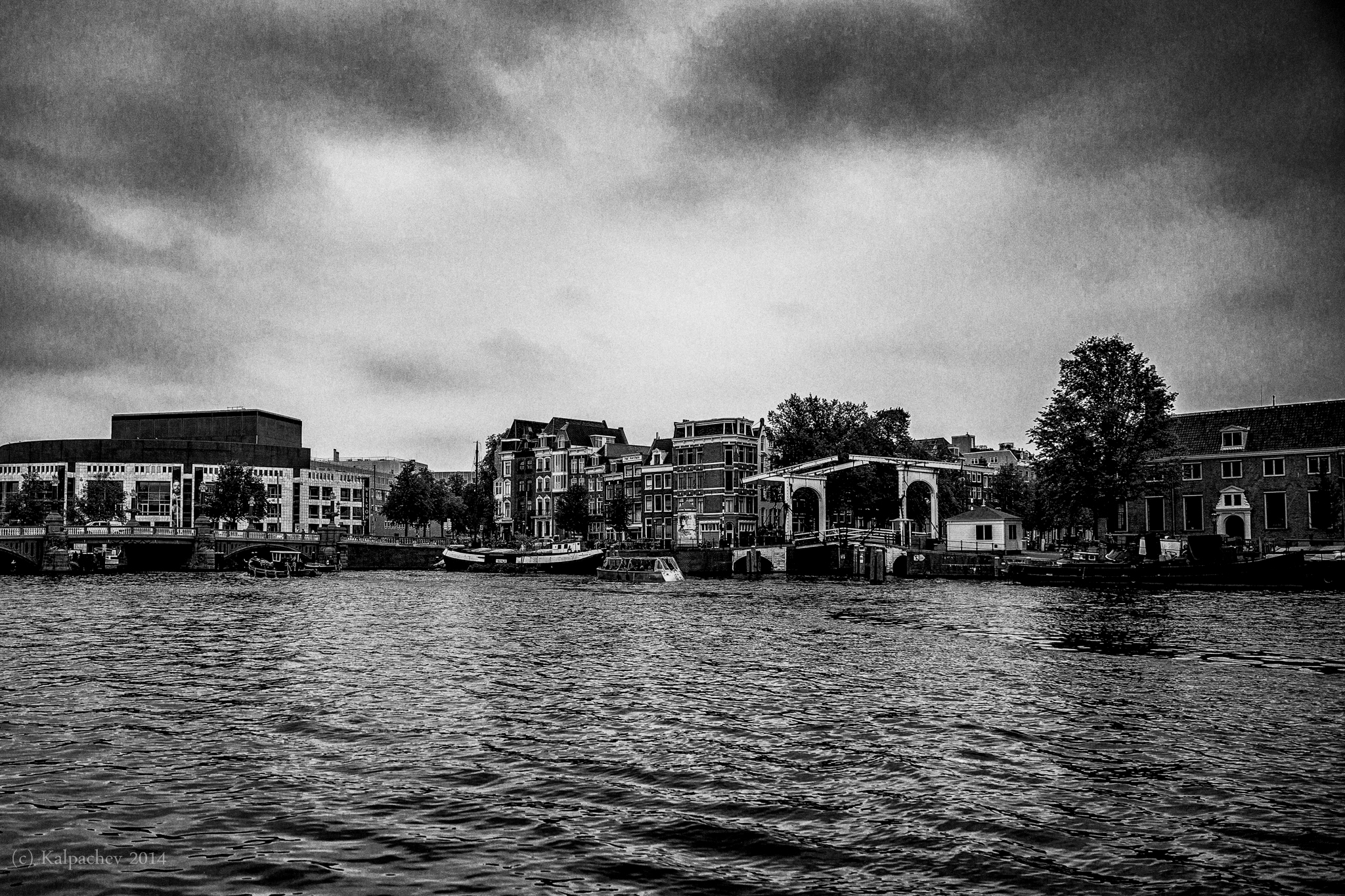 Amsterdam, Netherlands  Photo taken by me on my trip around Europe  September, 2014