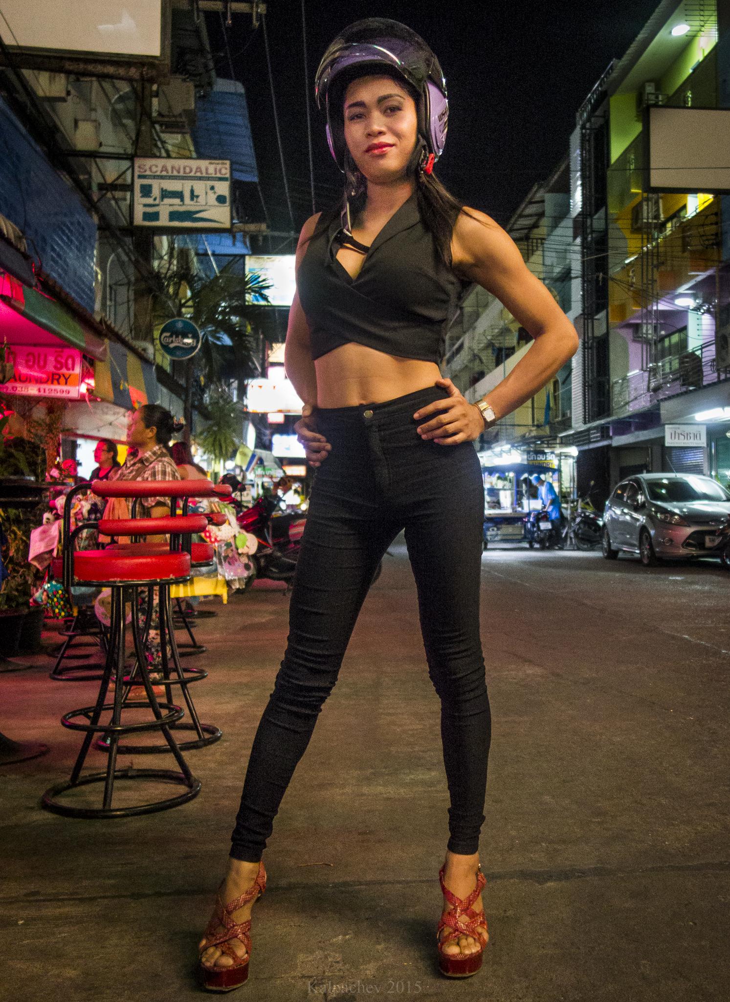 Jill, Pattaya, Thailand