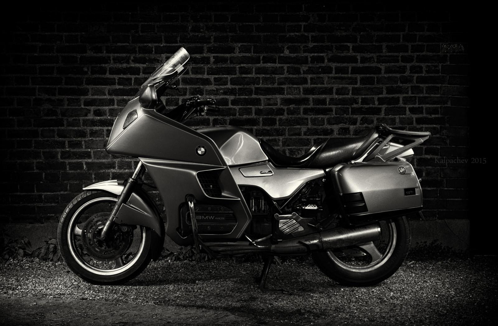 Helga - BMW K1100LT