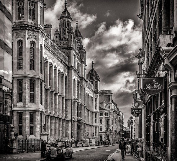 King's college at chancery lane