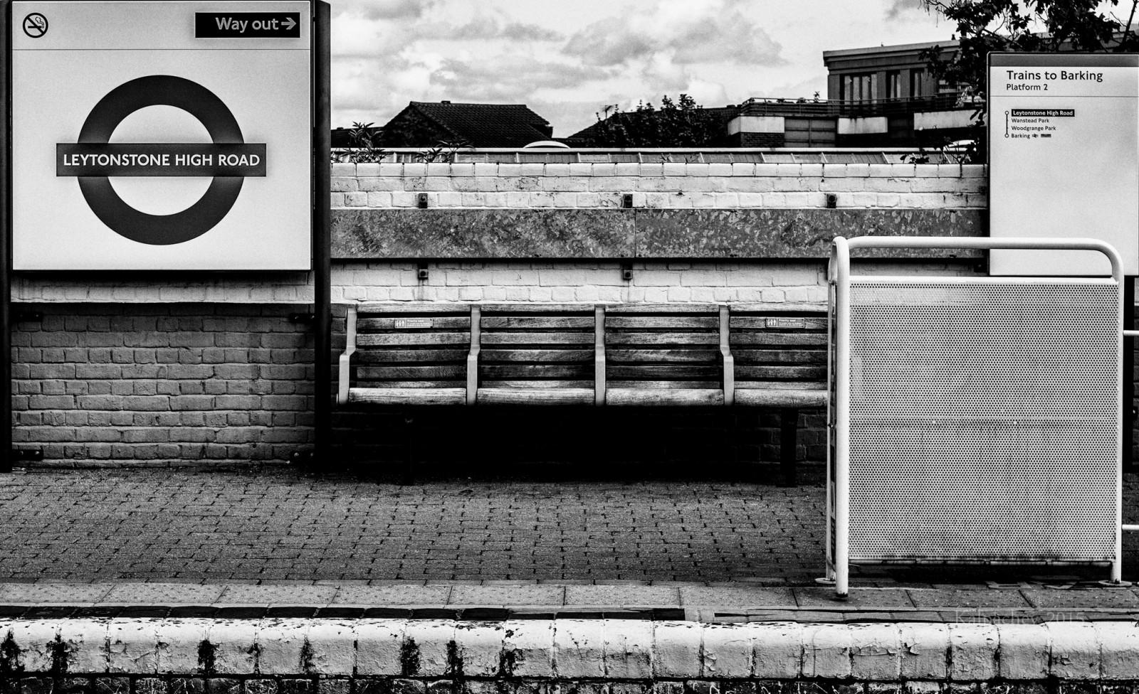 Leytonstone Overground Station 2015