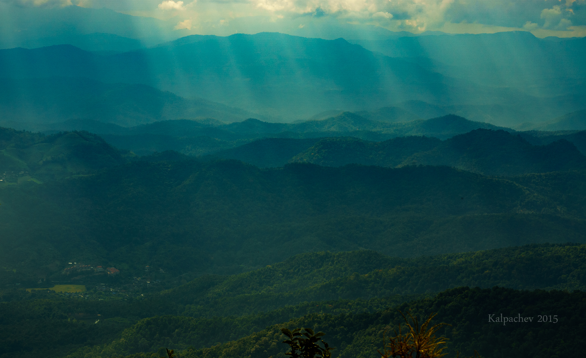 The magic of Chiang Mai