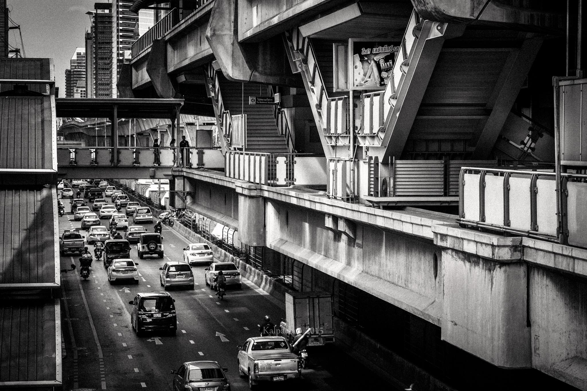 Bangkok Thailand – November 2015