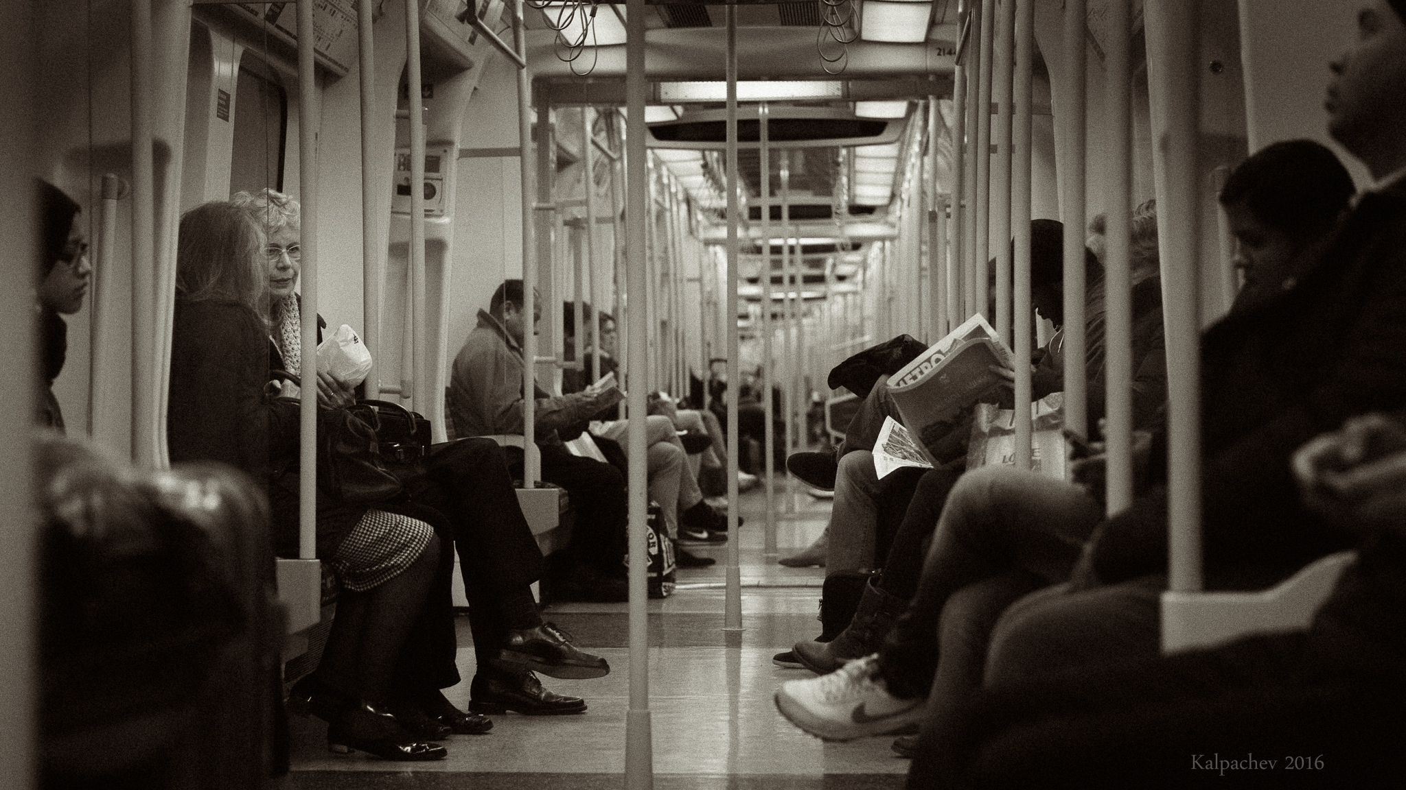 District line London