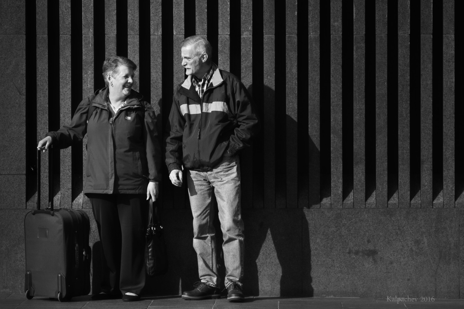 Conversation March 2016 London