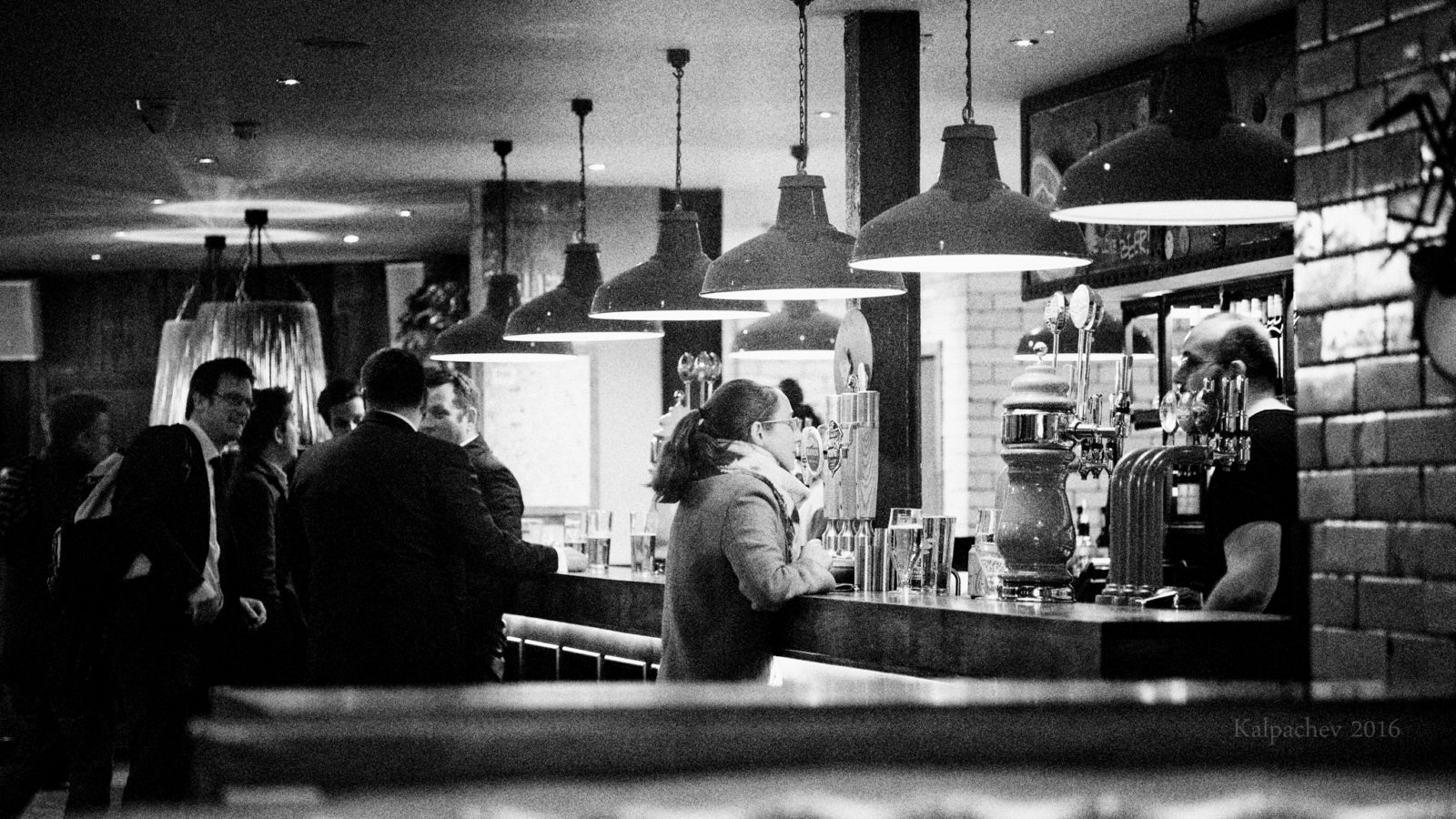 The Hydrant bar London
