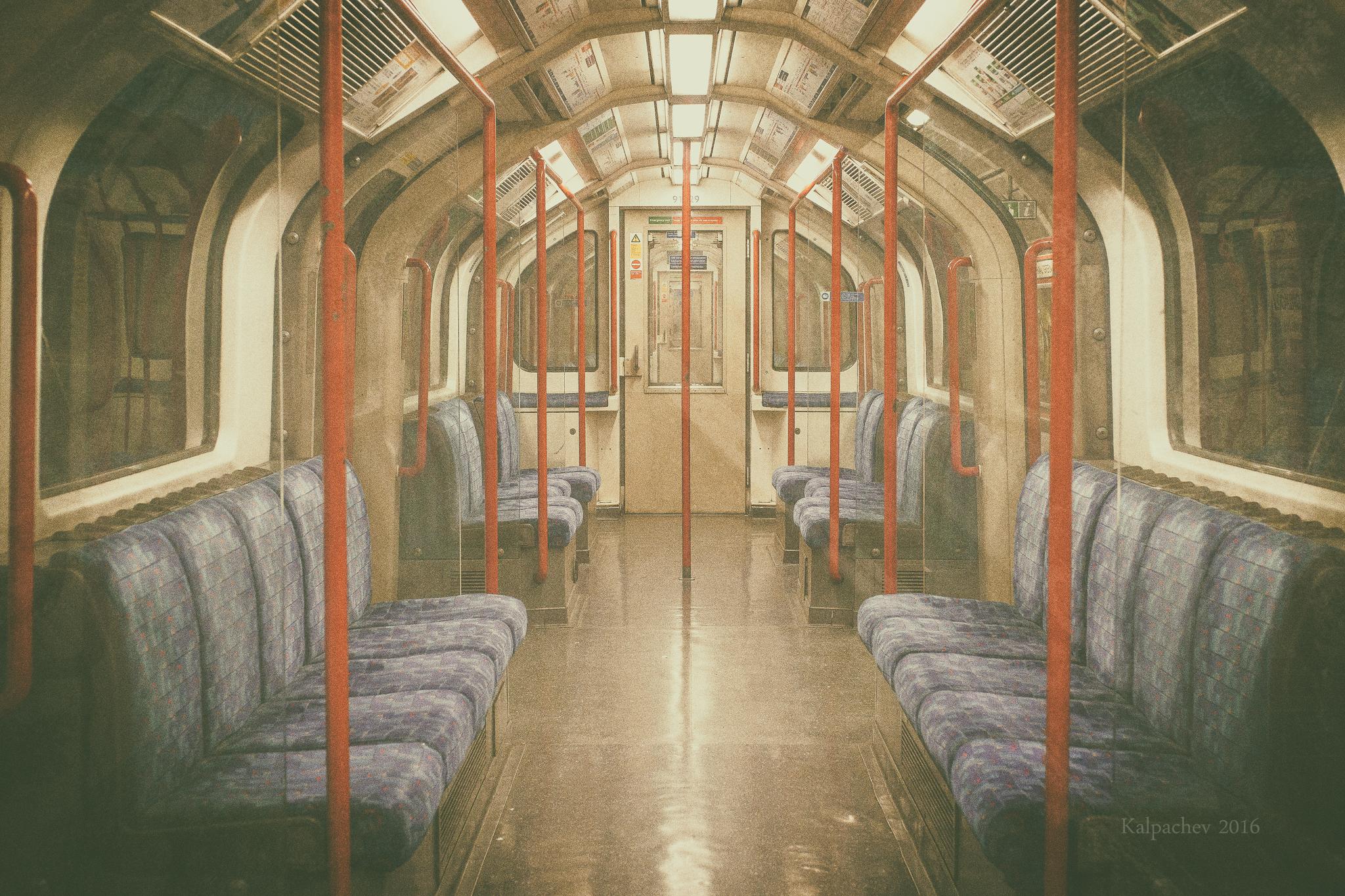 London Underground – Central Line