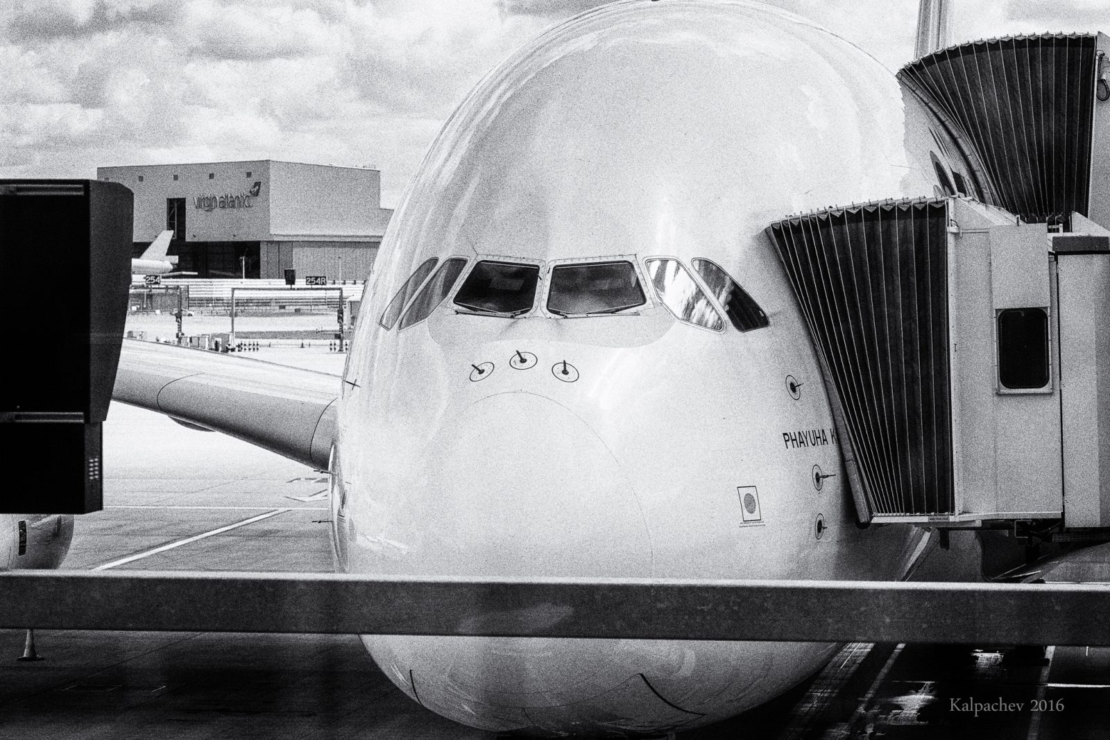 Thai Airways Flight 911