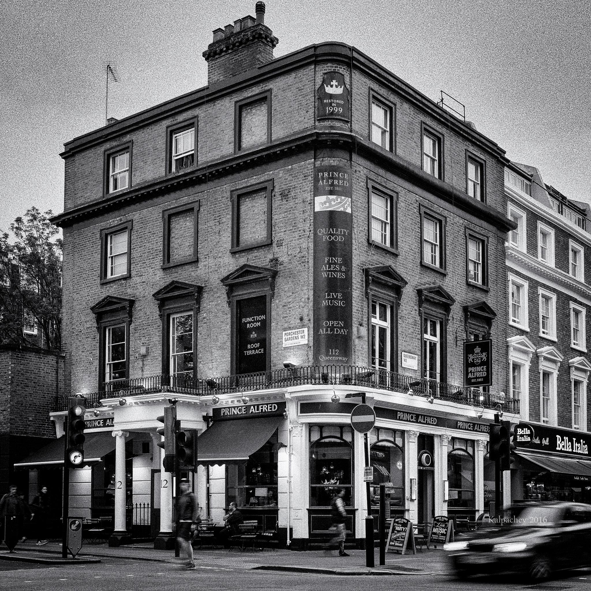 Prince Alfred Pub @PrinceAlfred112