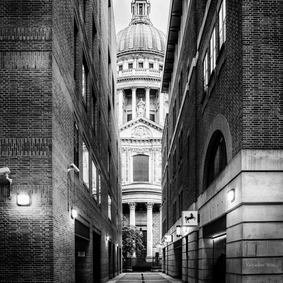 -- St. Paul's Cathedral --