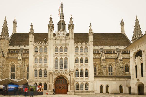 Guildhall London #london