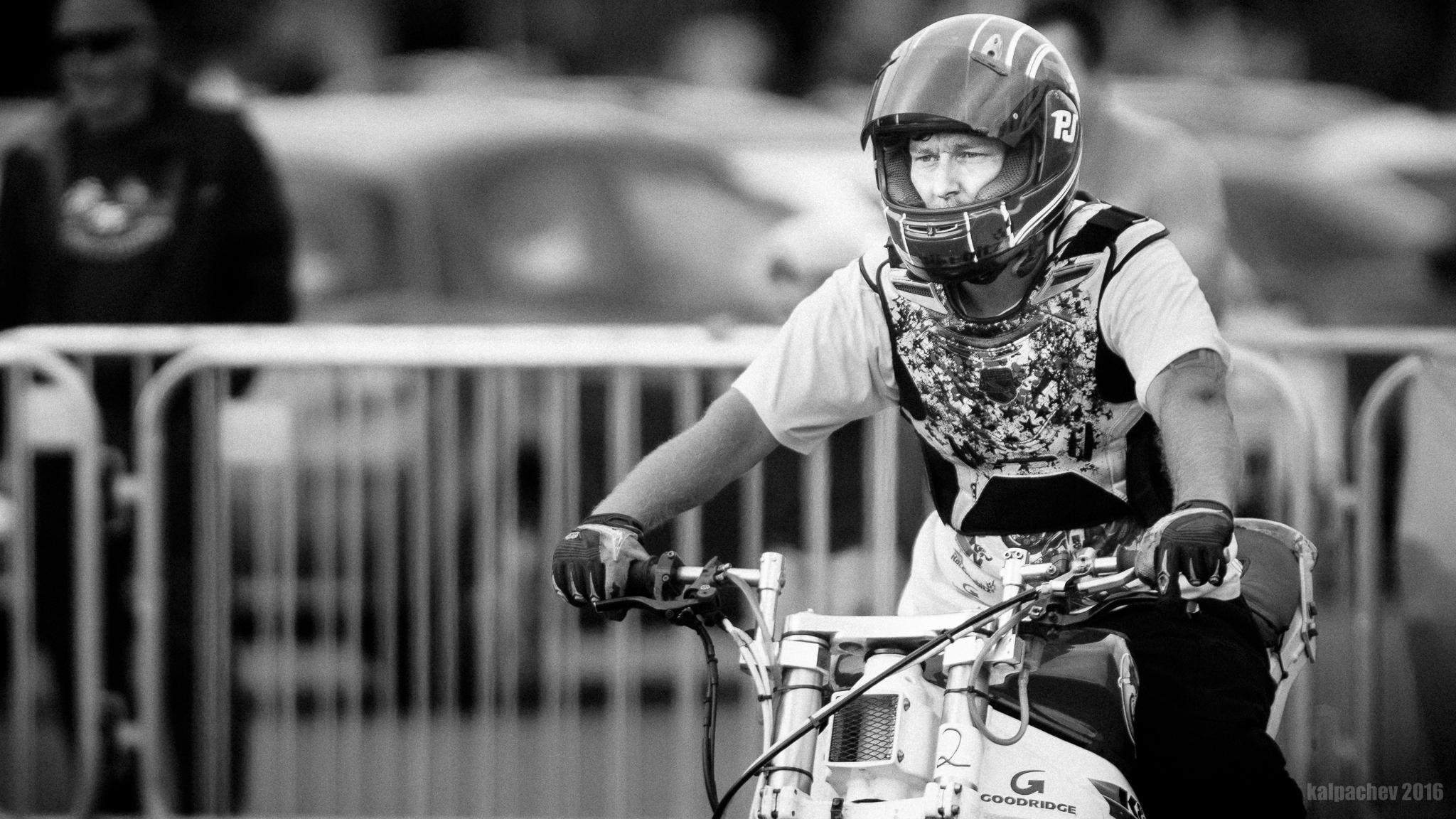 Before the start #moto #biker