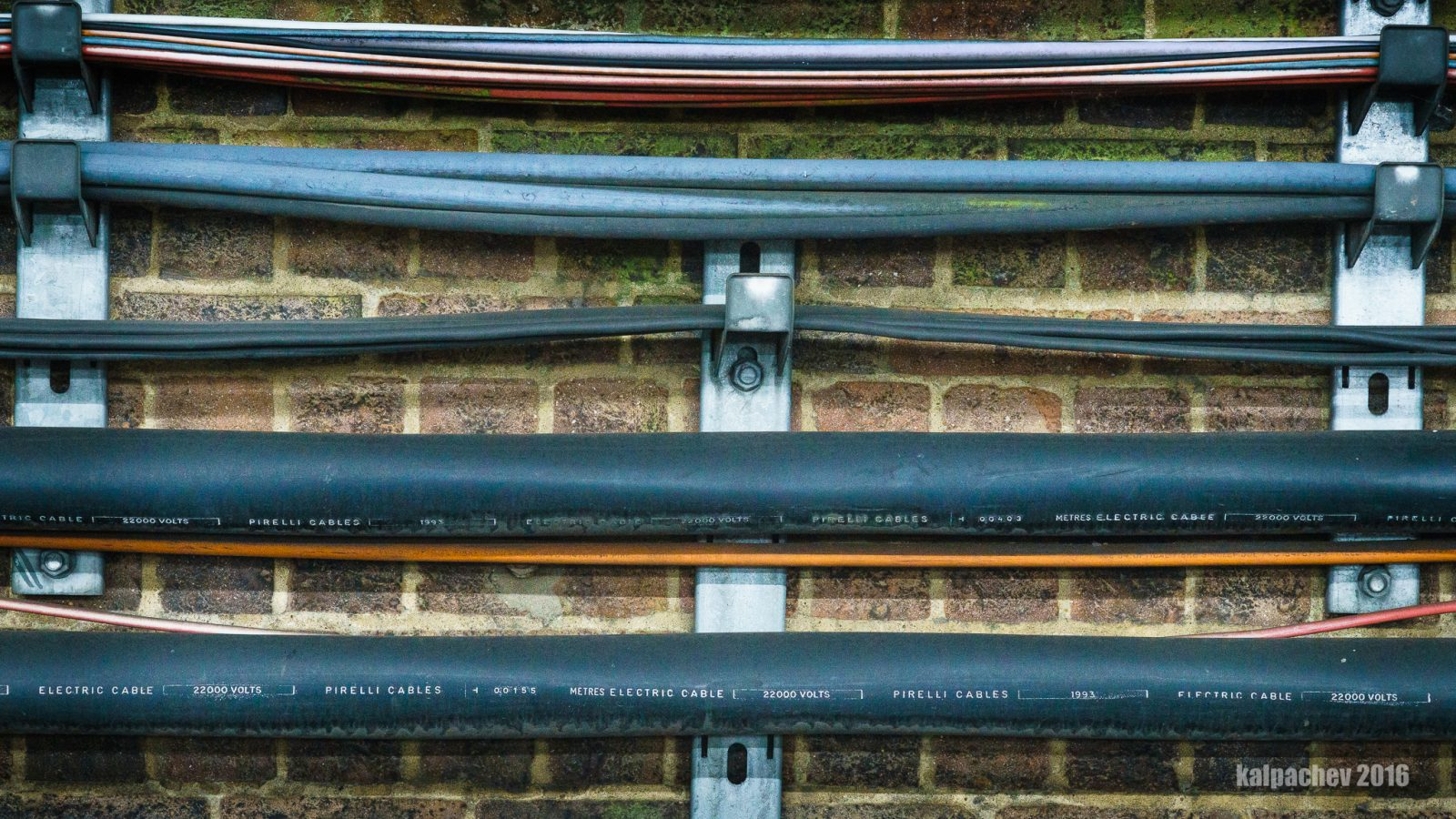Pirelli cables at London Underground