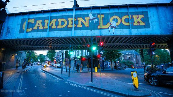 Camden lock London #camden #camdenlock