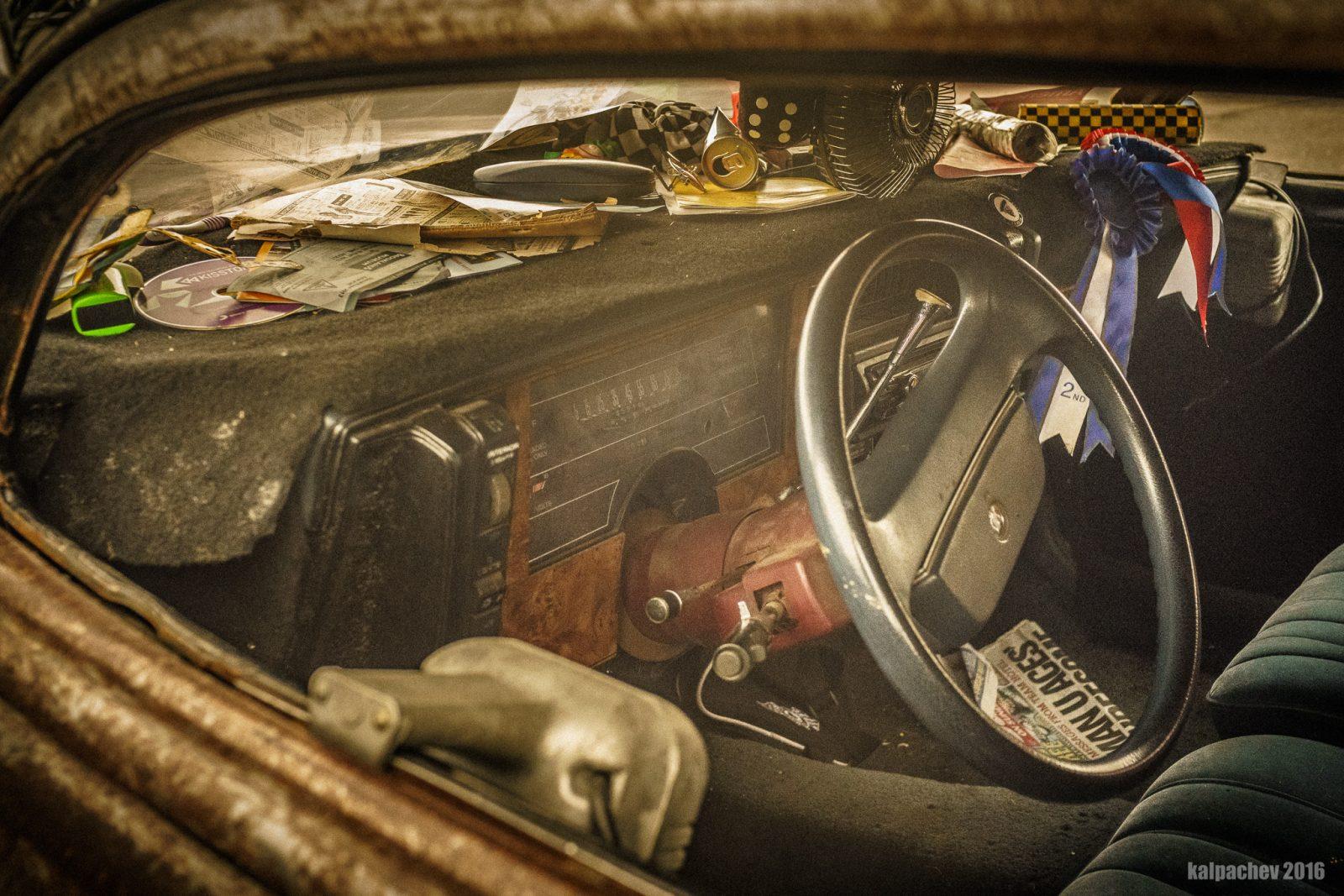 dust free car