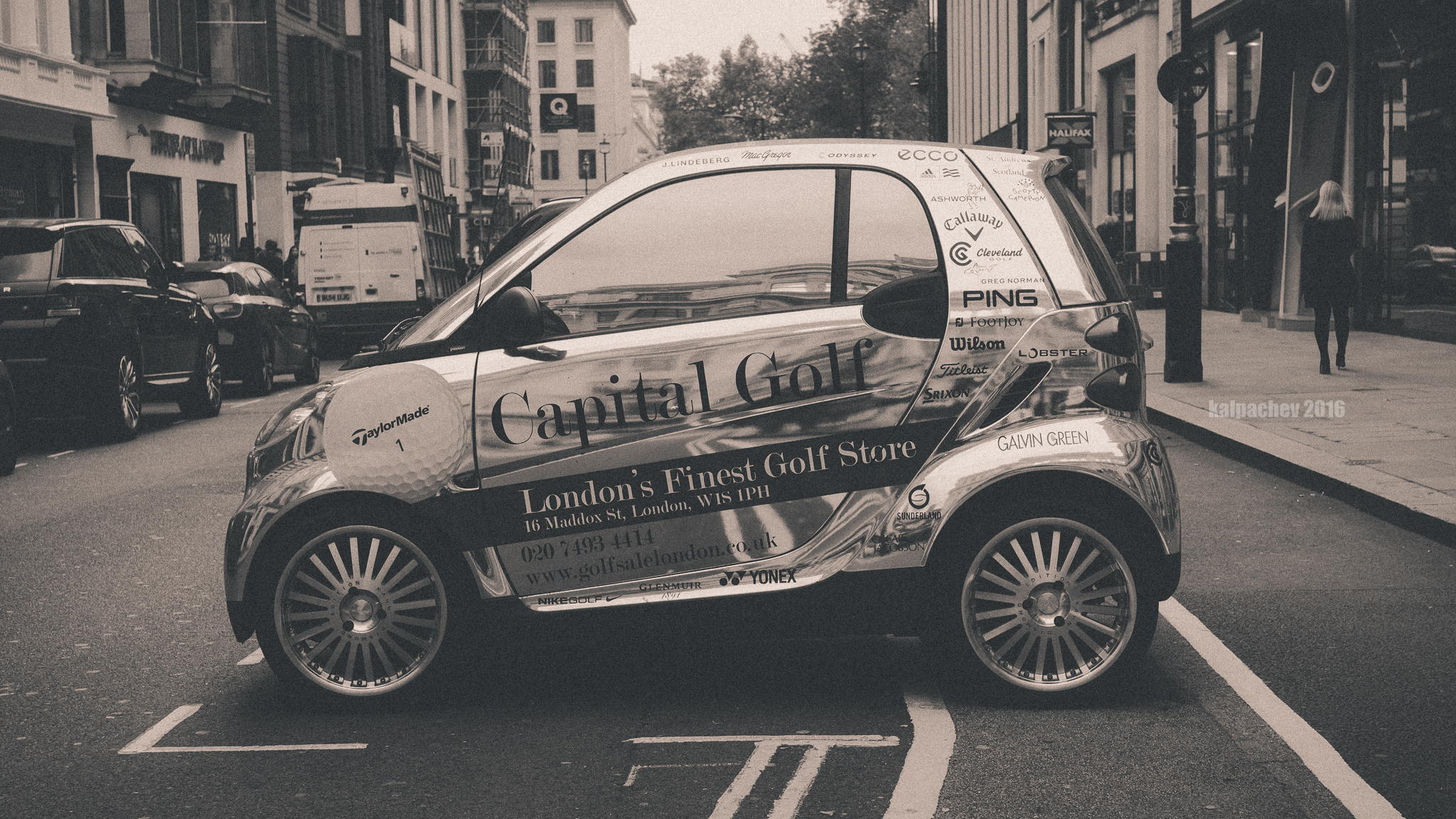 Capital golf car London