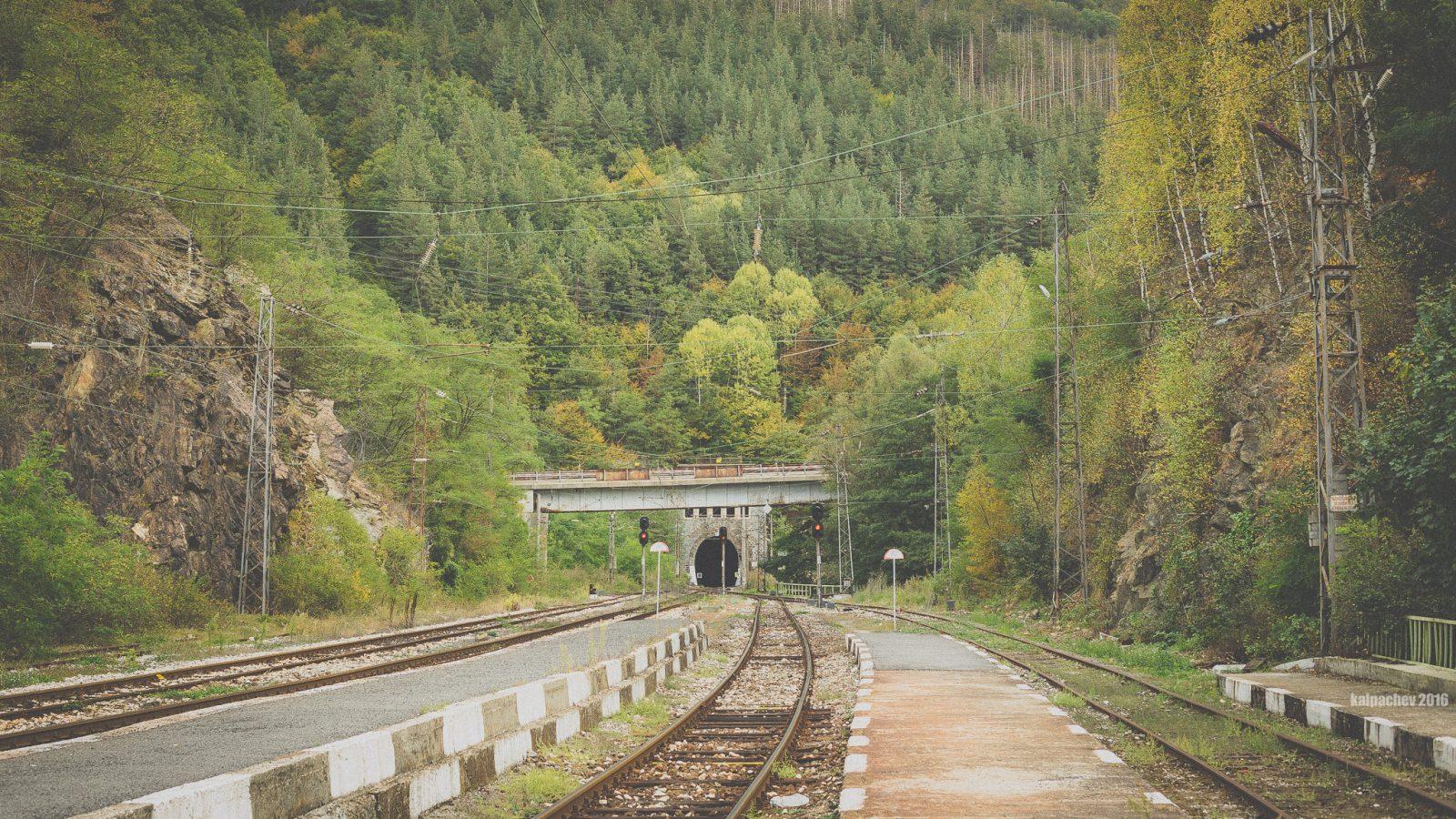 Koznitsa (tunnel) Sep 2016