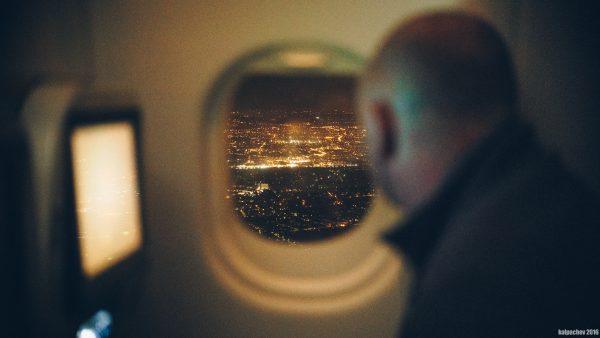 London before sunrise #omanair