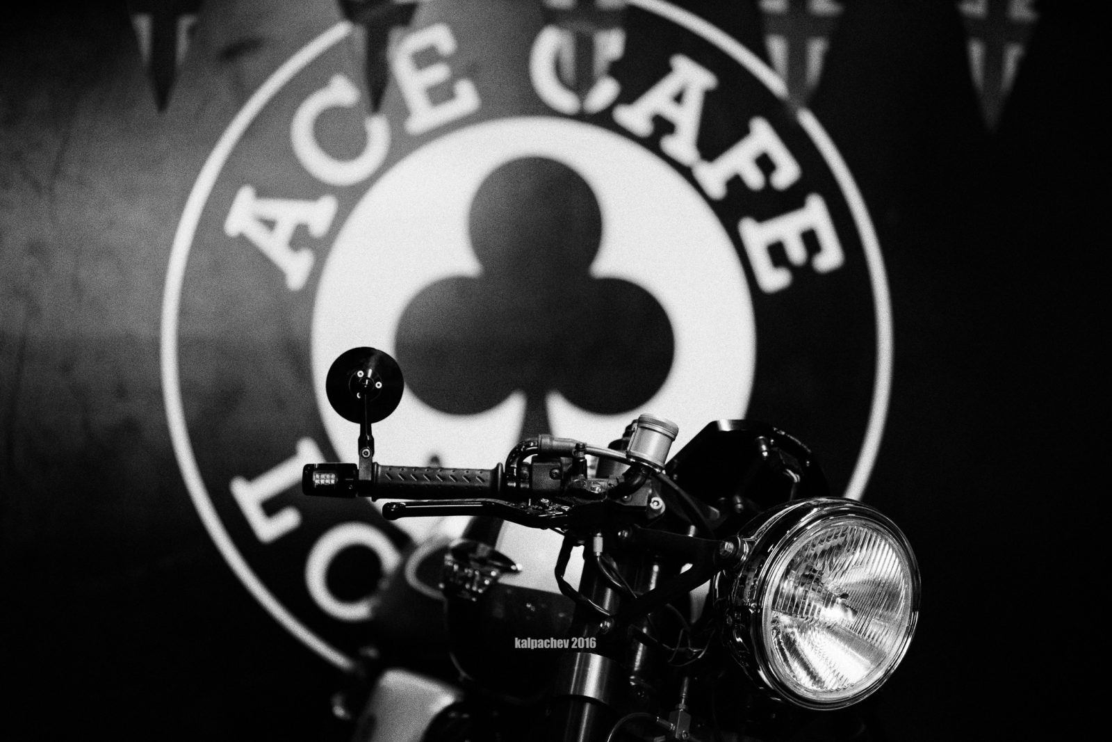 Ace Cafe London with Laowa 105mm f/2