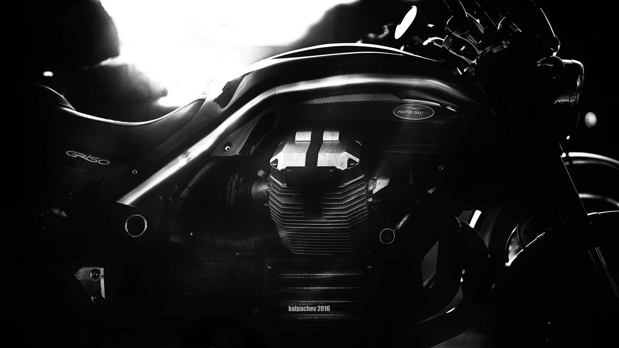 Moto Guzzi at Ace Cafe London