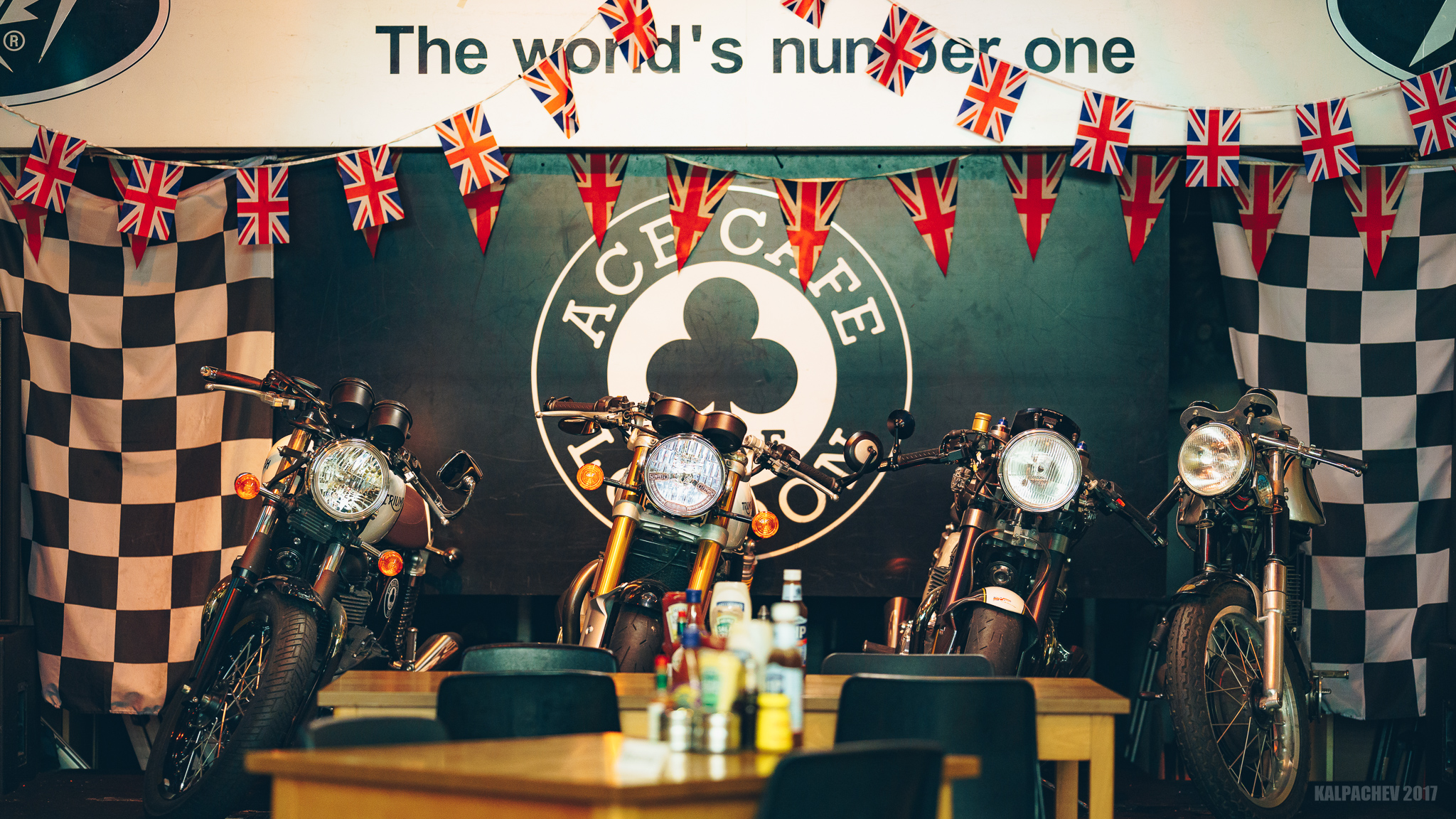 – Ace Cafe London –