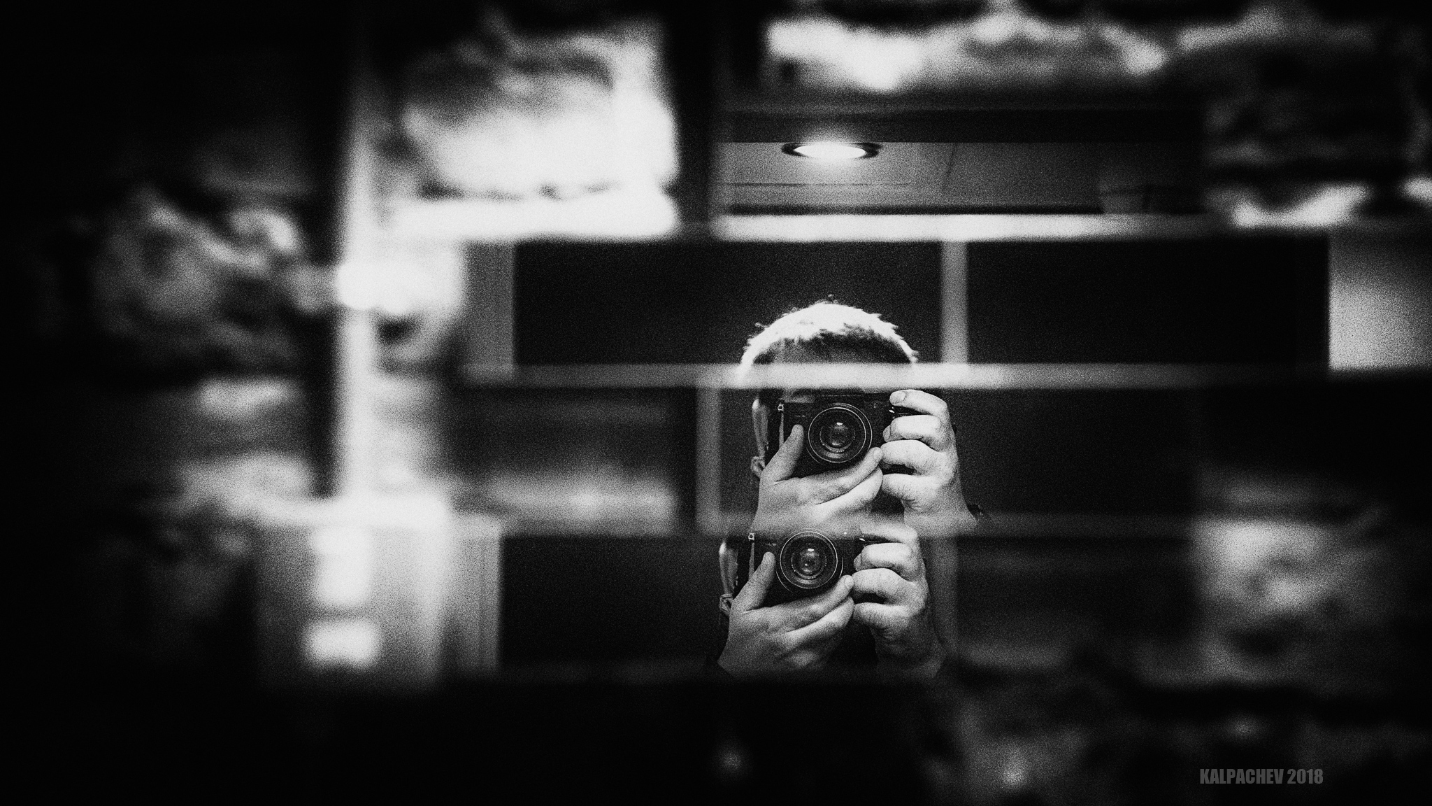 Self portrait 2016 -remastered-