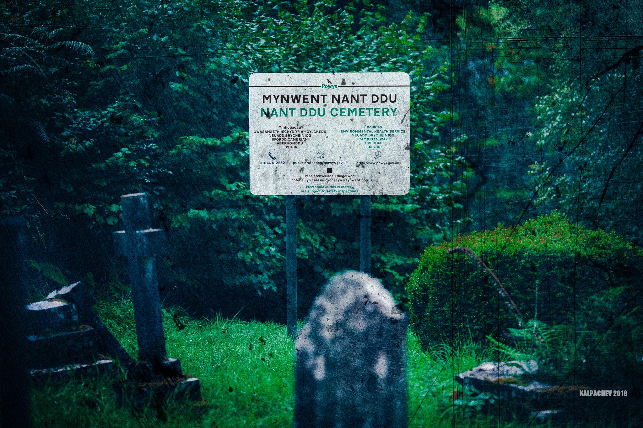 Nant Ddu cemetery