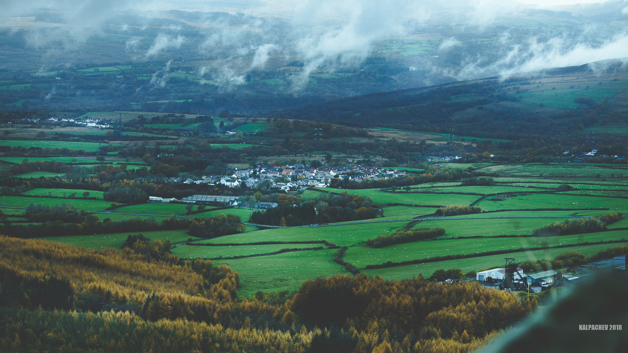 Rhigos – Rhondda valleys, Wales